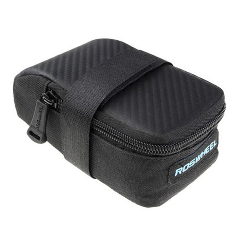 New Arrival Roswheel Cycling Saddle Bag Back Seat Tail Frame Reflective Strip ARE4