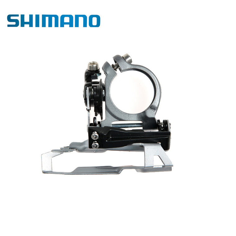 New SHIMANO MTB Mountain Bike Front Derailleur Bicycle Parts White ALIVIO FD-M4000