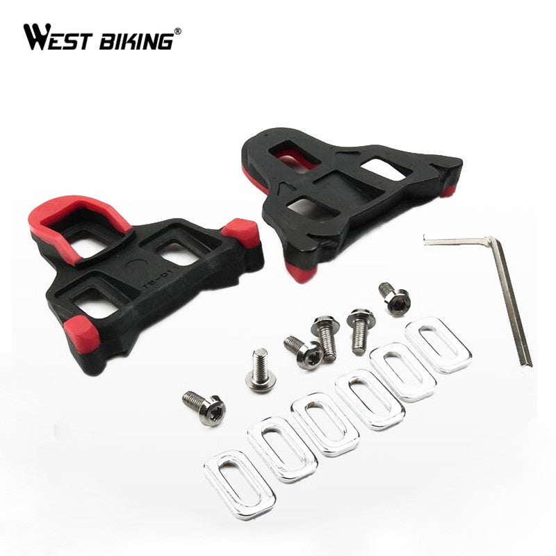 Road Bike Shoes Cleats Locking Plate Splint  for Shimano SPD System