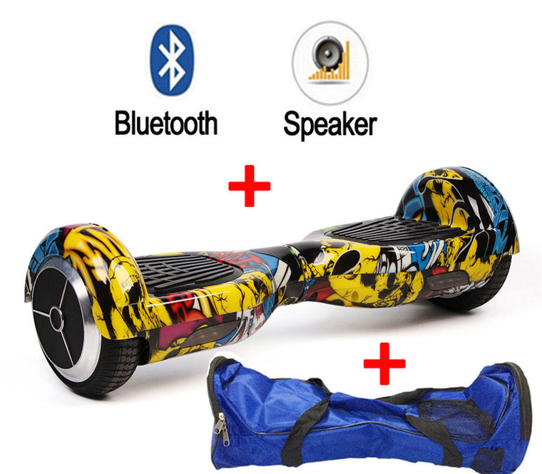 Electric scooter 4400mA +700W+Bluetooth+Bag Hoverboard