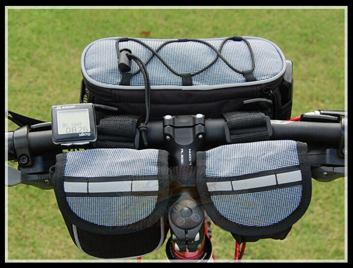 4 in 1 bike Bicycle bags New style foldable bag BG006