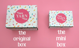 Happy Yarn Mail MINI Box