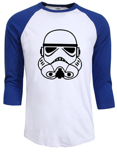 Storm Trooper Baseball Tee