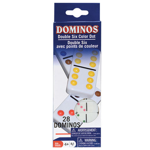 28-Piece Domino Sets - Dollar Store