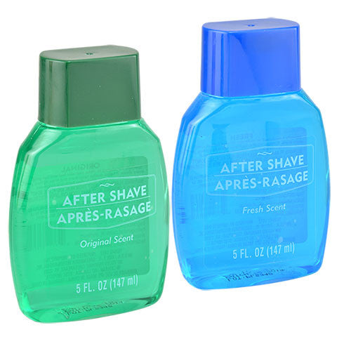 After Shave Lotion, 5-oz. Bottles - Dollar Store