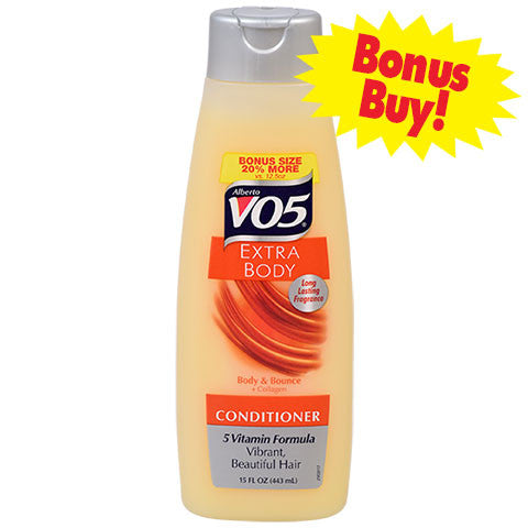 Alberto VO5 Extra Body Volumizing Conditioner, 15 oz. - Dollar Store