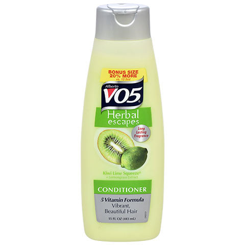 Alberto VO5 Kiwi Lime Squeeze Clarifying Conditioner, 15 oz. - Dollar Store
