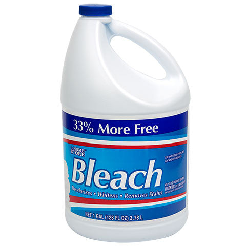 Bleach, 1 Gallon - Dollar Store