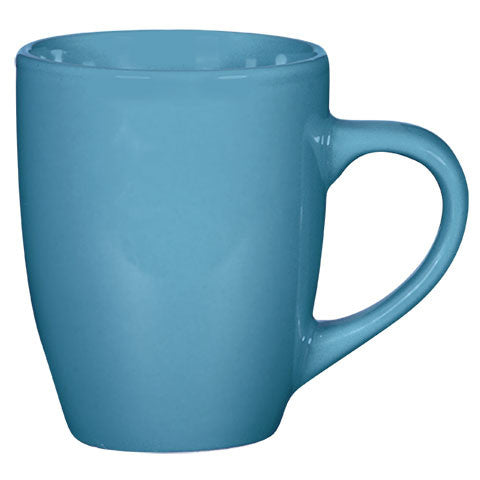 Blue Stoneware Mugs - Dollar Store