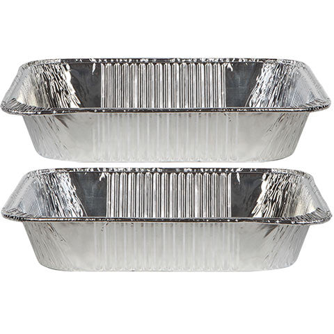 Cooking Concepts Foil Lasagna Pans, 2-ct. Packs - Dollar Store
