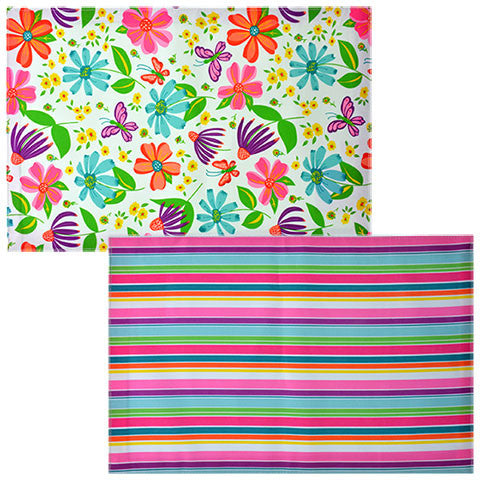 Home Collection Spring Fling Placemats - Dollar Store