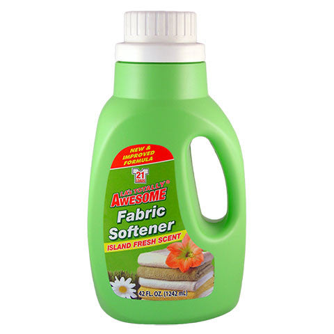 Island Fresh Scent Liquid Fabric Softener, 42 oz. - Dollar Store