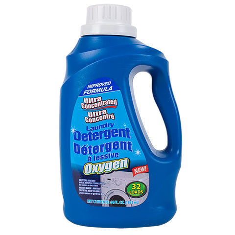 Oxygen-Powered Ultra-Concentrated Liquid Laundry Detergent - Dollar Store