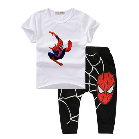 Spiderman Kids Clothes - Dollar Store