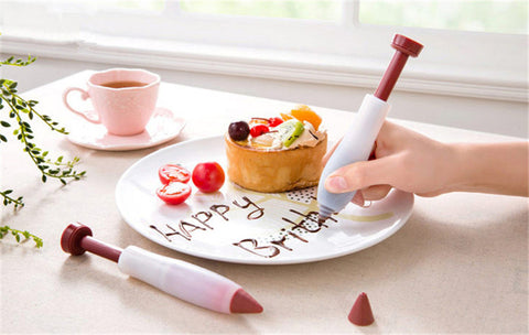 1 pc Dessert Decorator Pen - Dollar Store