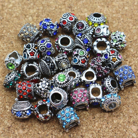50pcs Mix Style Antique Charms - Dollar Store