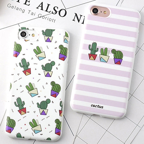 Cactus Phone Case for Apple iPhone - Dollar Store