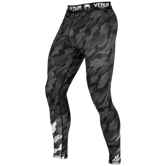 VENUM TECMO SPATS - DARK GREY - FightFlair