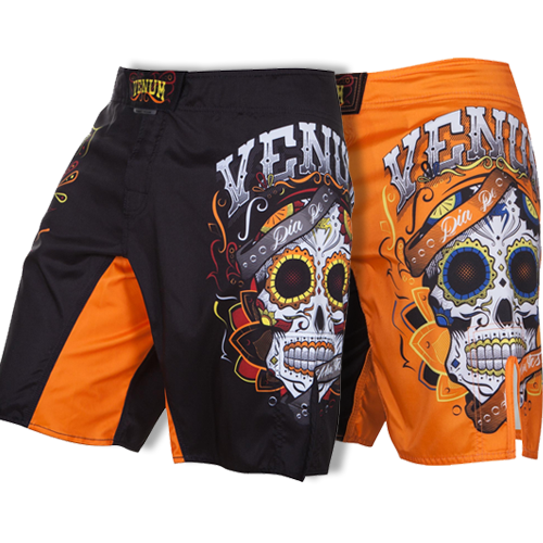 VENUM SANTA MUERTE 2.0 FIGHT SHORTS - FightFlair