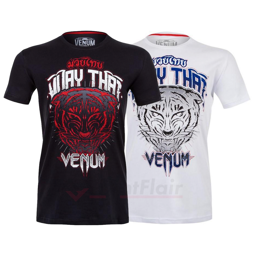 Venum Tiger King T-Shirt - FightFlair