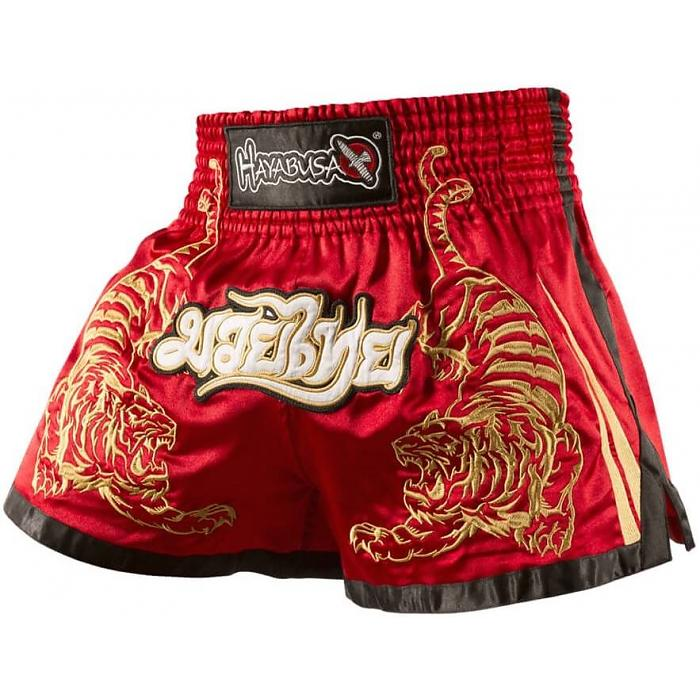 HAYABUSA MUAY THAI TIGER SHORTS - FightFlair