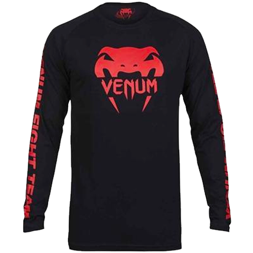Venum Pro Team 2.0 Long Sleeve - FightFlair