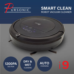 Pursonic I9 Robotic Vacuum Cleaner