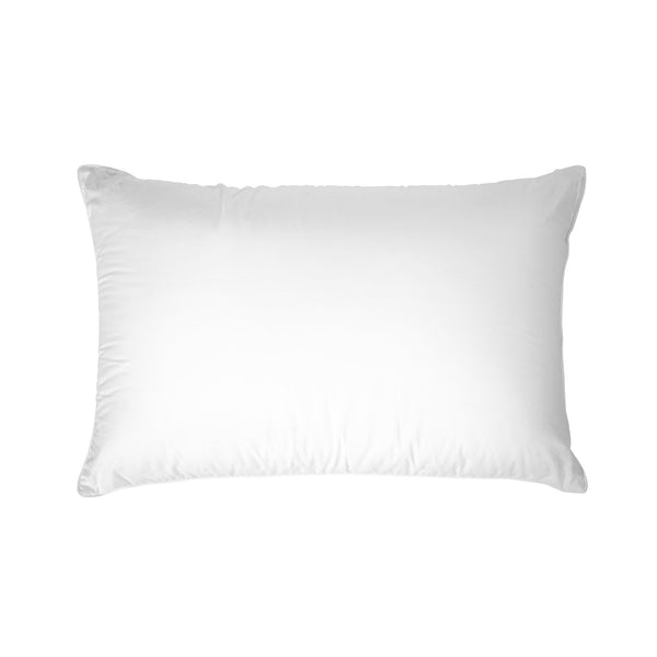 Casa Decor 50% Duck Feather 50% Duck Down Pillow Single Pack