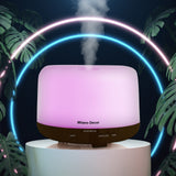 Milano Decor 500ml Aroma Mood Light Diffuser