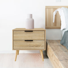 Milano Decor Paddington Bedside Table