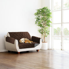 Sprint Reversible Pet Sofa Cover - Love Seat Size
