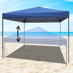 Arcadia Furniture 3 Metre Outdoor Gazebo Tent - Navy