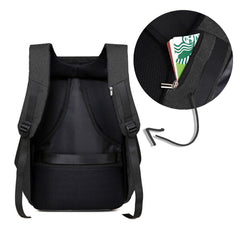 Milano Anti-Theft Backpack - Various Colours