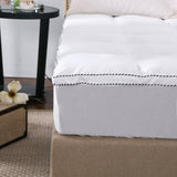 Royal Comfort 1000GSM Premium Luxury Bamboo Topper - Various Sizes