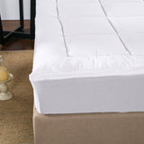 Royal Comfort 1000GSM Microfibre Mattress Topper - Various Sizes