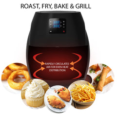 Kitchen Couture 7 Litre Digital Air Fryer