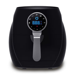 Kitchen Couture 5 Litre Digital Air Fryer - Black