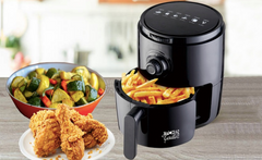 Kitchen Couture 3.4 Litre Air Fryer - Black