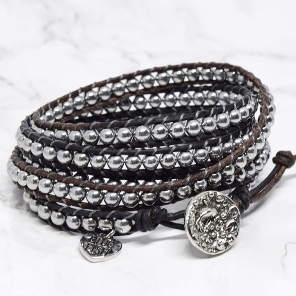Favorite Five Wrap Bracelet