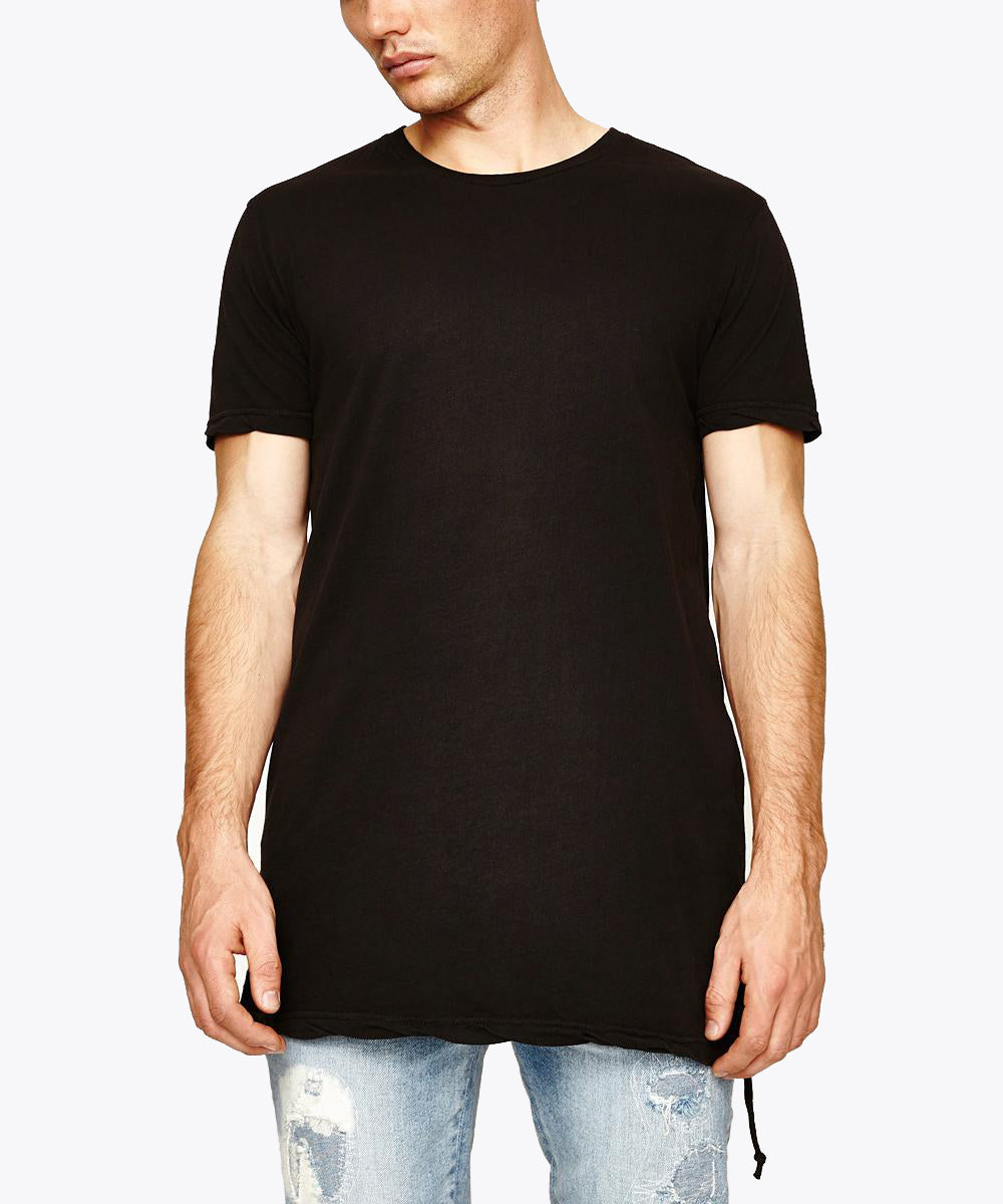 Seeing Lines SS Tee Black