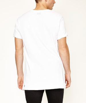 Seeing Lines SS Tee White