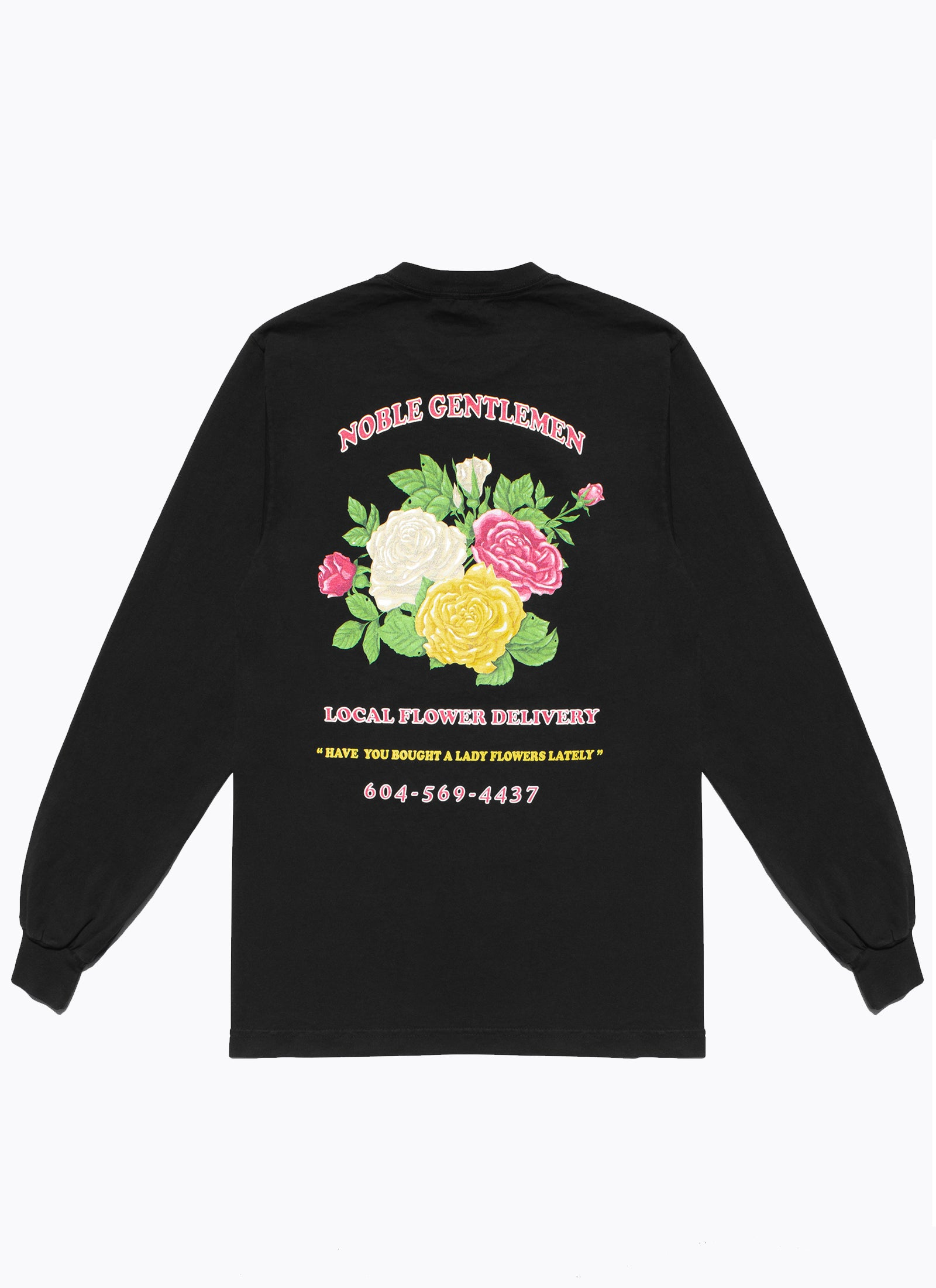 Flower Shop Long Sleeve