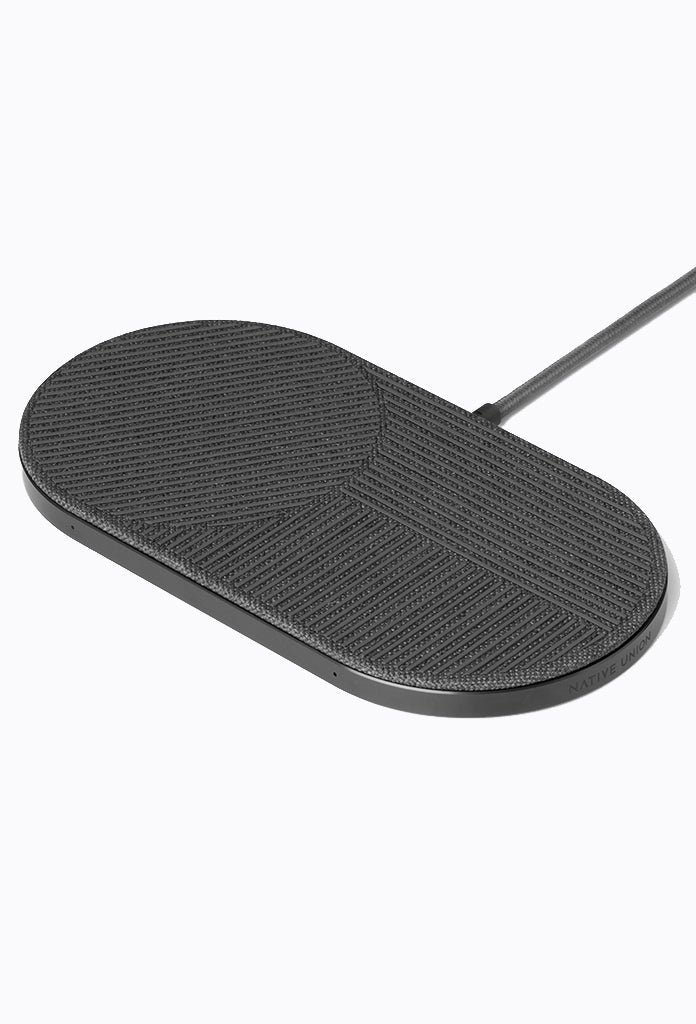 Drop Wireless Charger XL - Slate