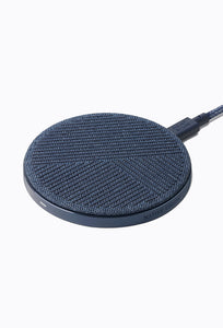 Drop Wireless Charger - Indigo