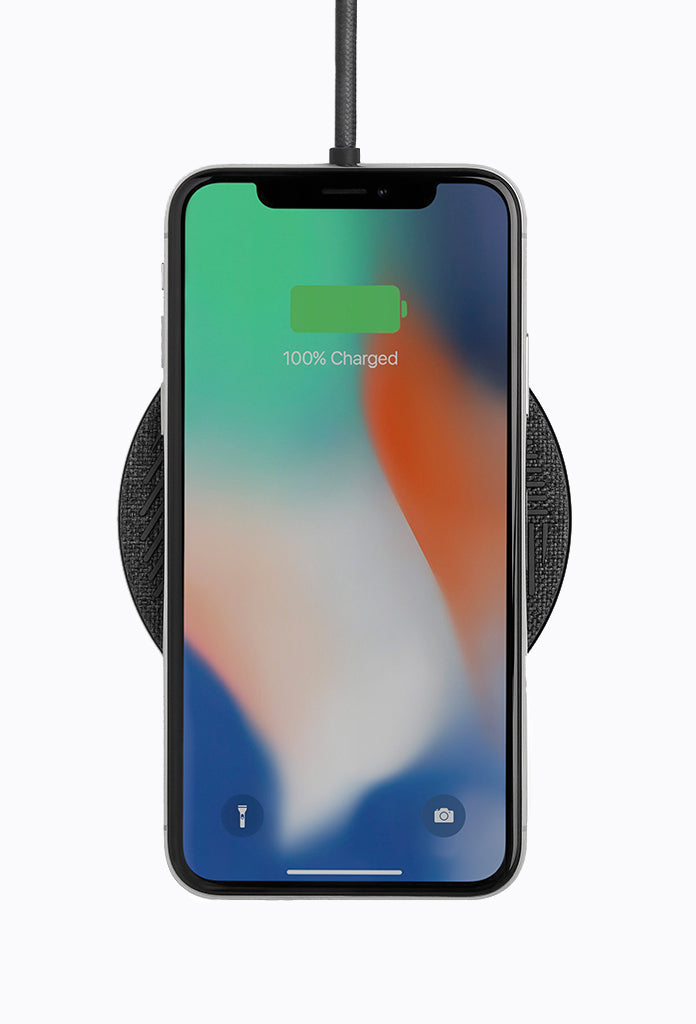 Drop Wireless Charger - Slate