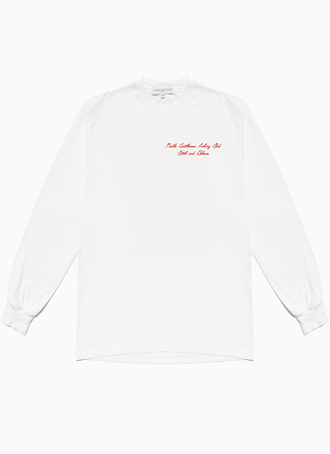 Fishing Club LS Tee