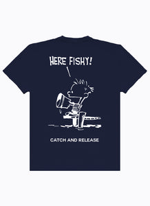 Catch and Release SS Tee