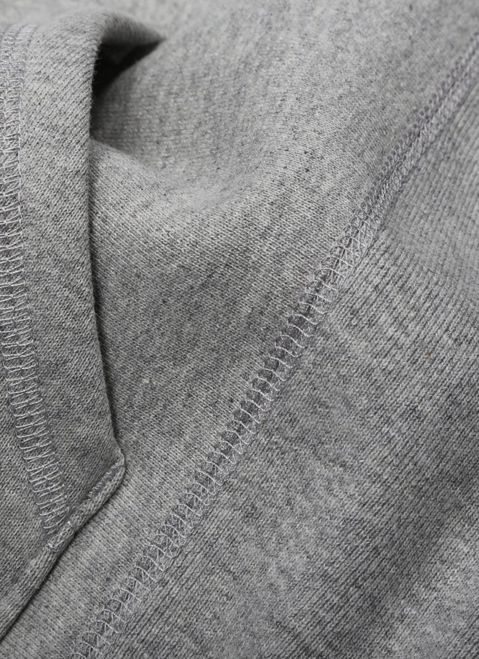 NGT Crest Hoody - Light Grey