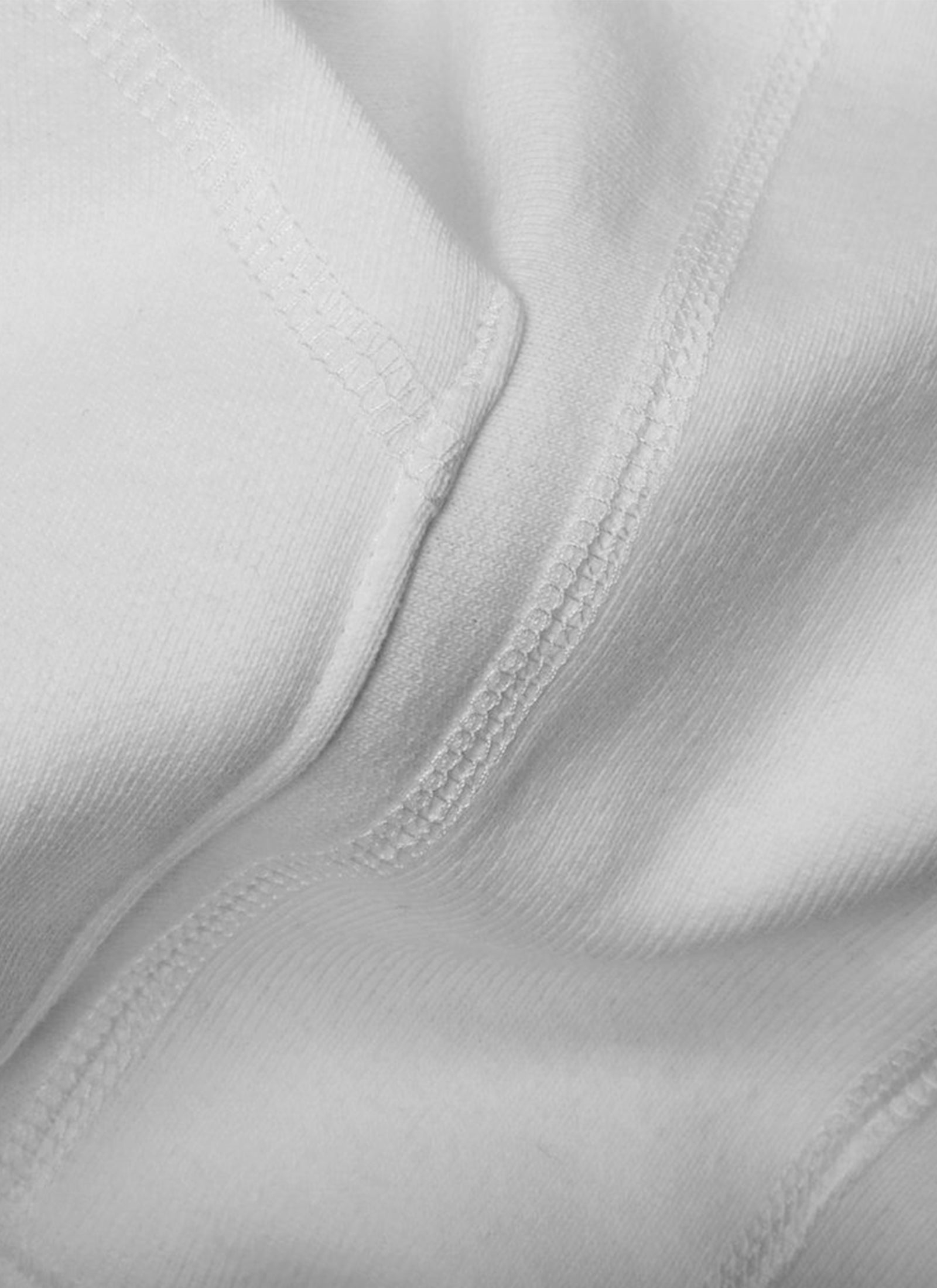 NGT Crest Hoody - White