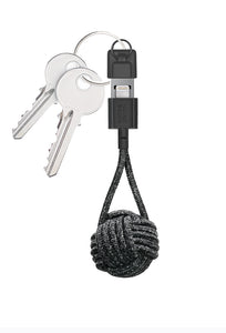 Key Cable - Cosmos Black